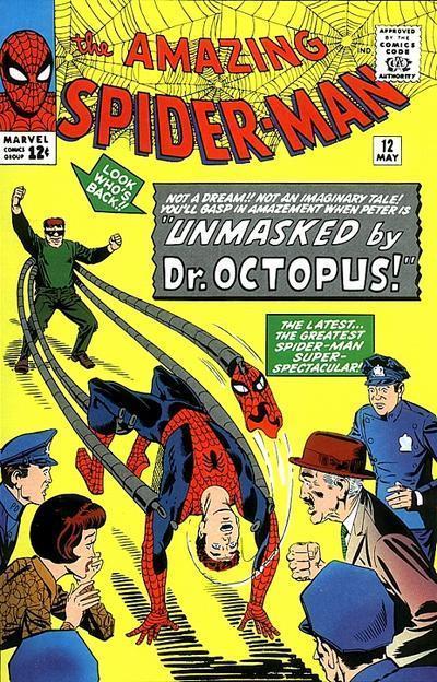 Doc Ock unmasks Spidey!