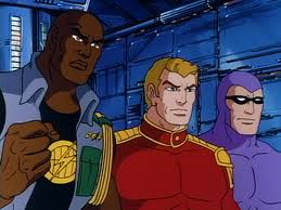 Lothar in Defenders of the Earth