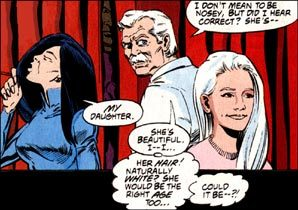 Rose Wilson's first appearance