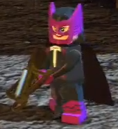Huntress in Lego Batman 2