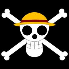 The flag of the Straw Hat Pirates