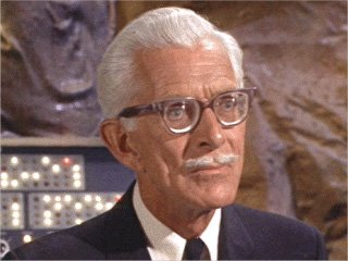 Alfred portrayed by Alan Napier in the iconic Batman show of the 60's.