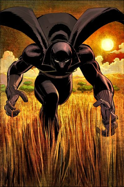 All monarchs of Wakanda are known as