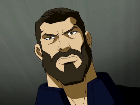 Burton Thompson in Young Justice