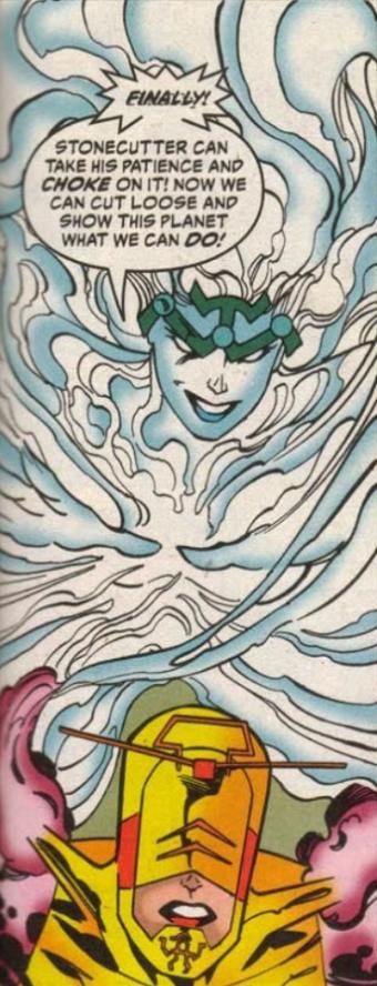Powerful ladies: Tempest & Inferno