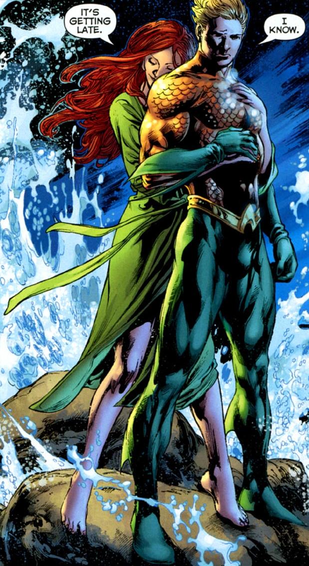 Why Aquaman rocks