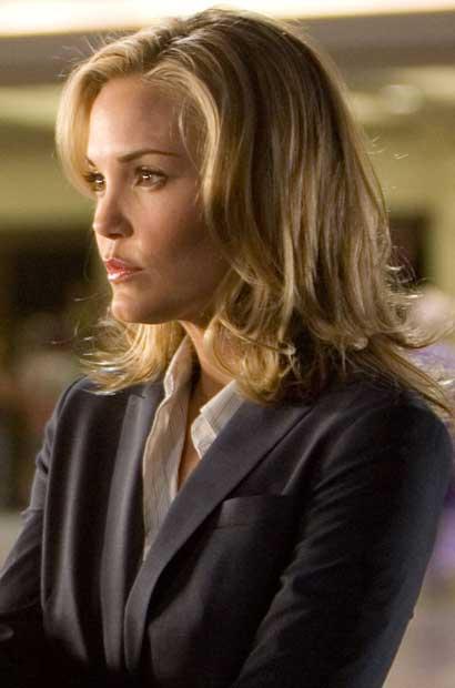 Leslie Bibb as Christine Everheart