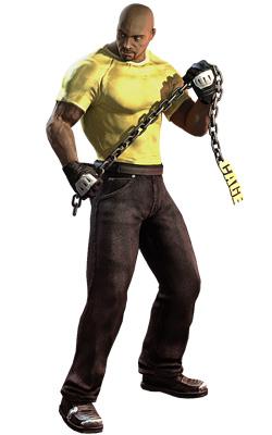 Luke Cage in Marvel Ultimate Alliance 2.