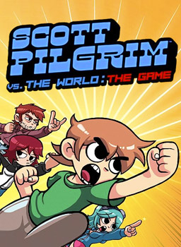 Scott Pilgrim Vs The World: The Game.