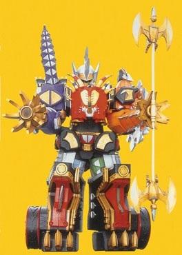 Triceramax Megazord