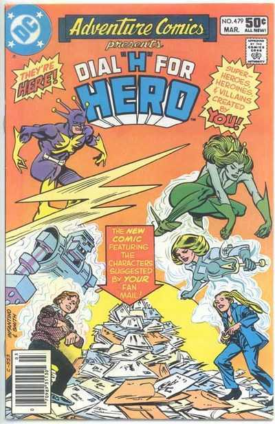 Adventure Comics #479