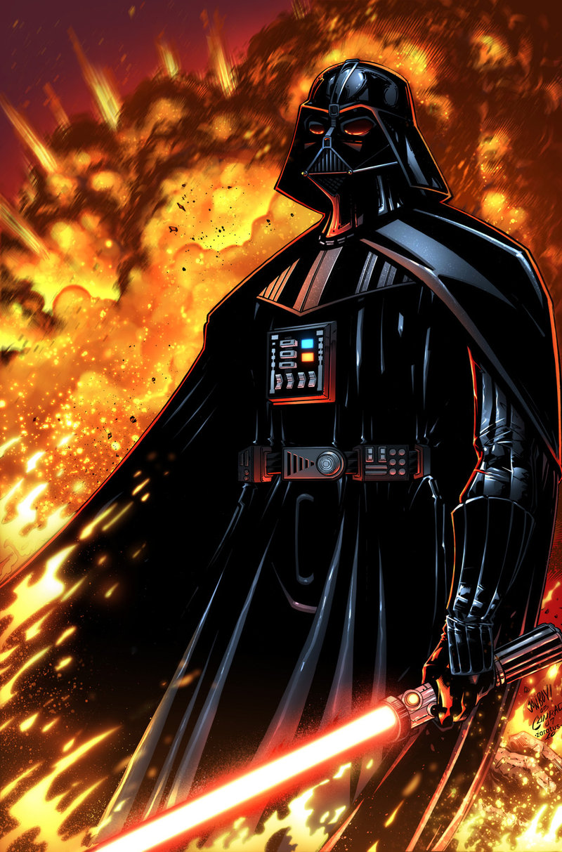 The Dark Lord of the Sith