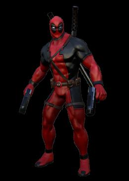 Marvel Heroes Deadpool