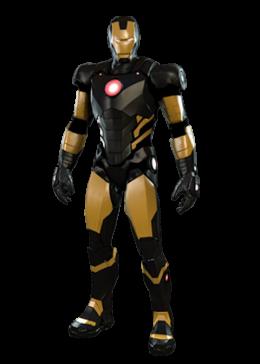 Iron Man in Marvel Heroes