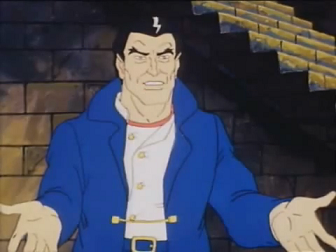 Anton Arcane as he appears in
