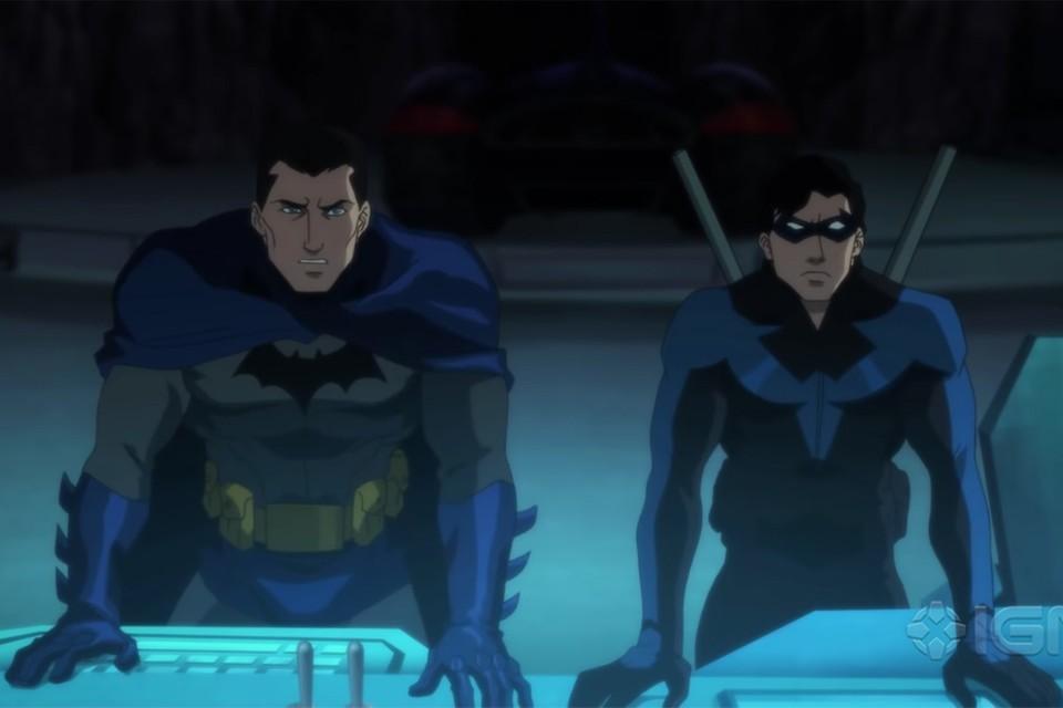 Animated New-52 Batman & Nightwing vs MCU Captain America & Black Panther -  Battles - Comic Vine