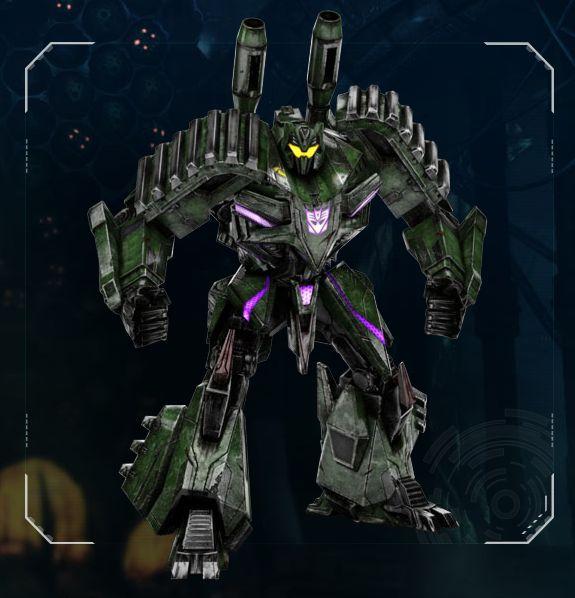 Brawl in Fall of Cybertron