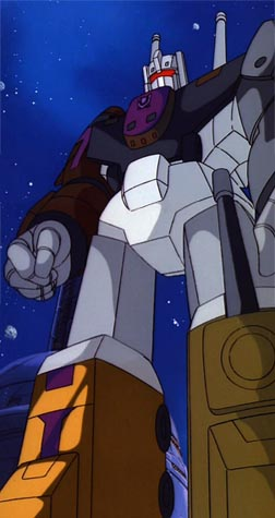 Bruticus in the Transformers: G1 cartoon