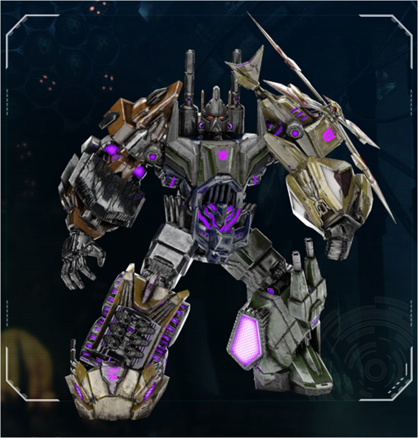 Bruticus in Fall of Cybertron