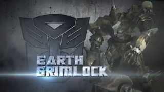 Grimlock in his robot mode in Rise of the Dark Spark