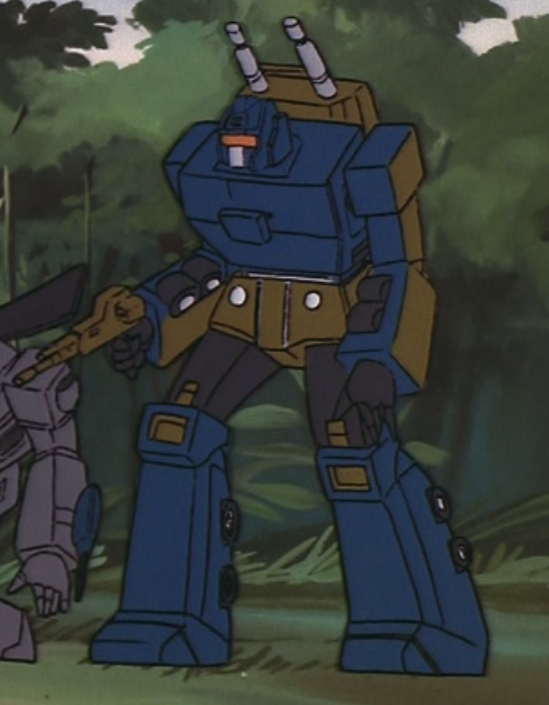 Onslaught in the Generation 1 cartoon