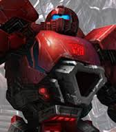 Warpath in War for Cybertron