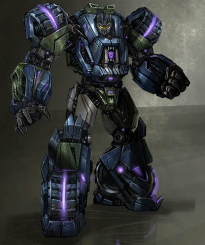 Onslaught in Fall of Cybertron, Rise of the Dark Spark and War for Cybertron