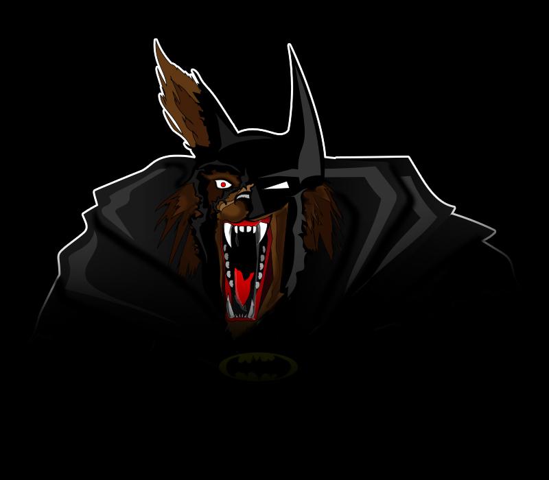 Werewolf Batman