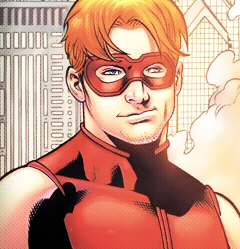 Roy in Titans: Villains for Hire