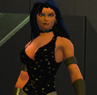 Donna in DCUO