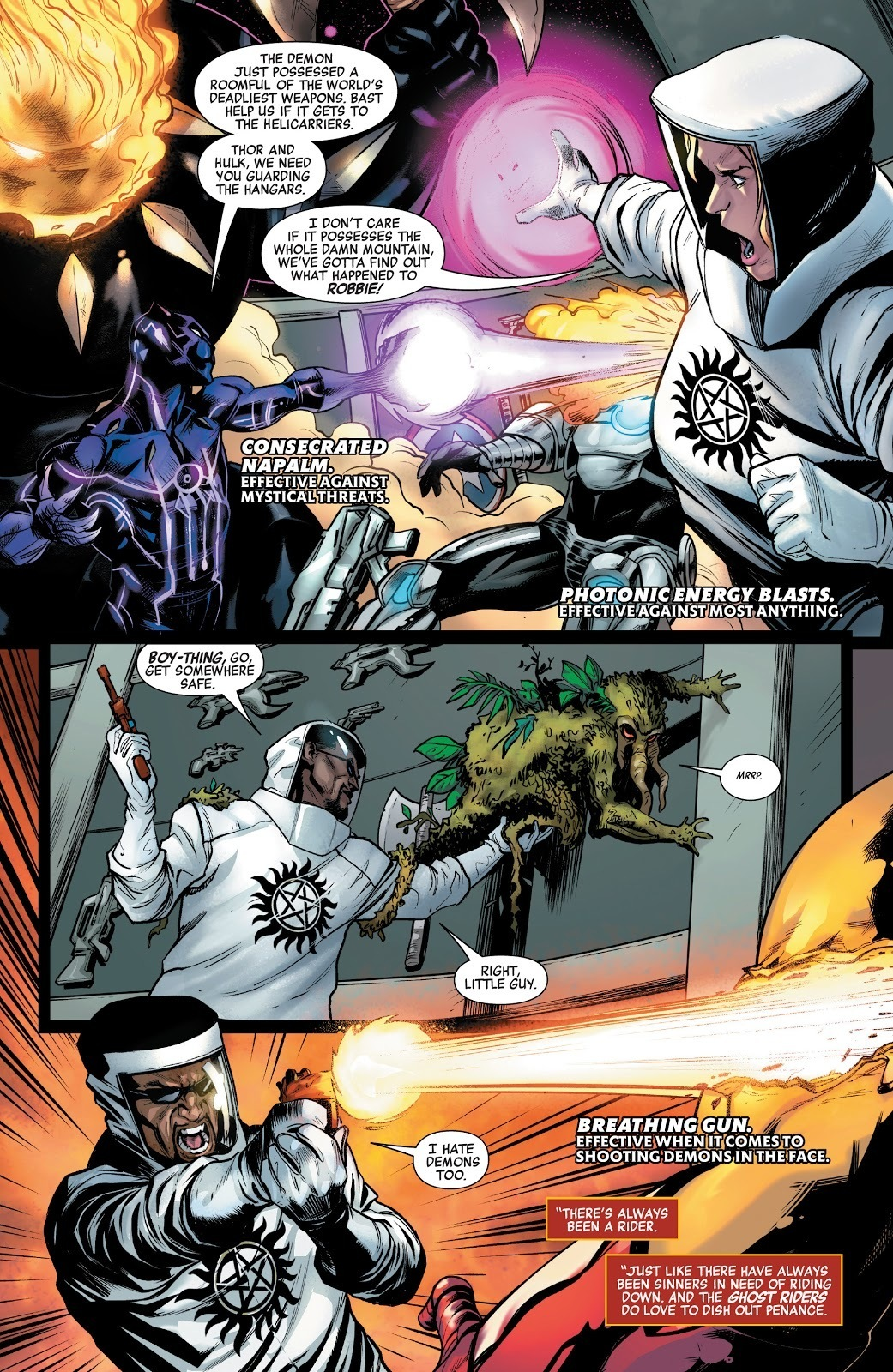 Avengers Vol. 8 #23