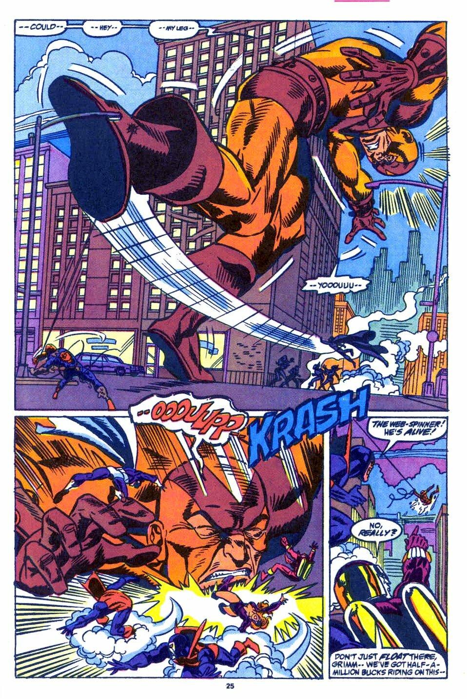Web of Spider-Man #64