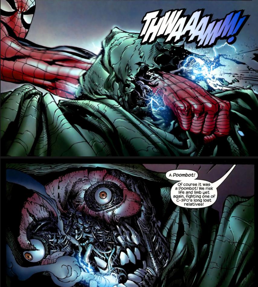 Spider-Man Unlimited Vol. 3 #14