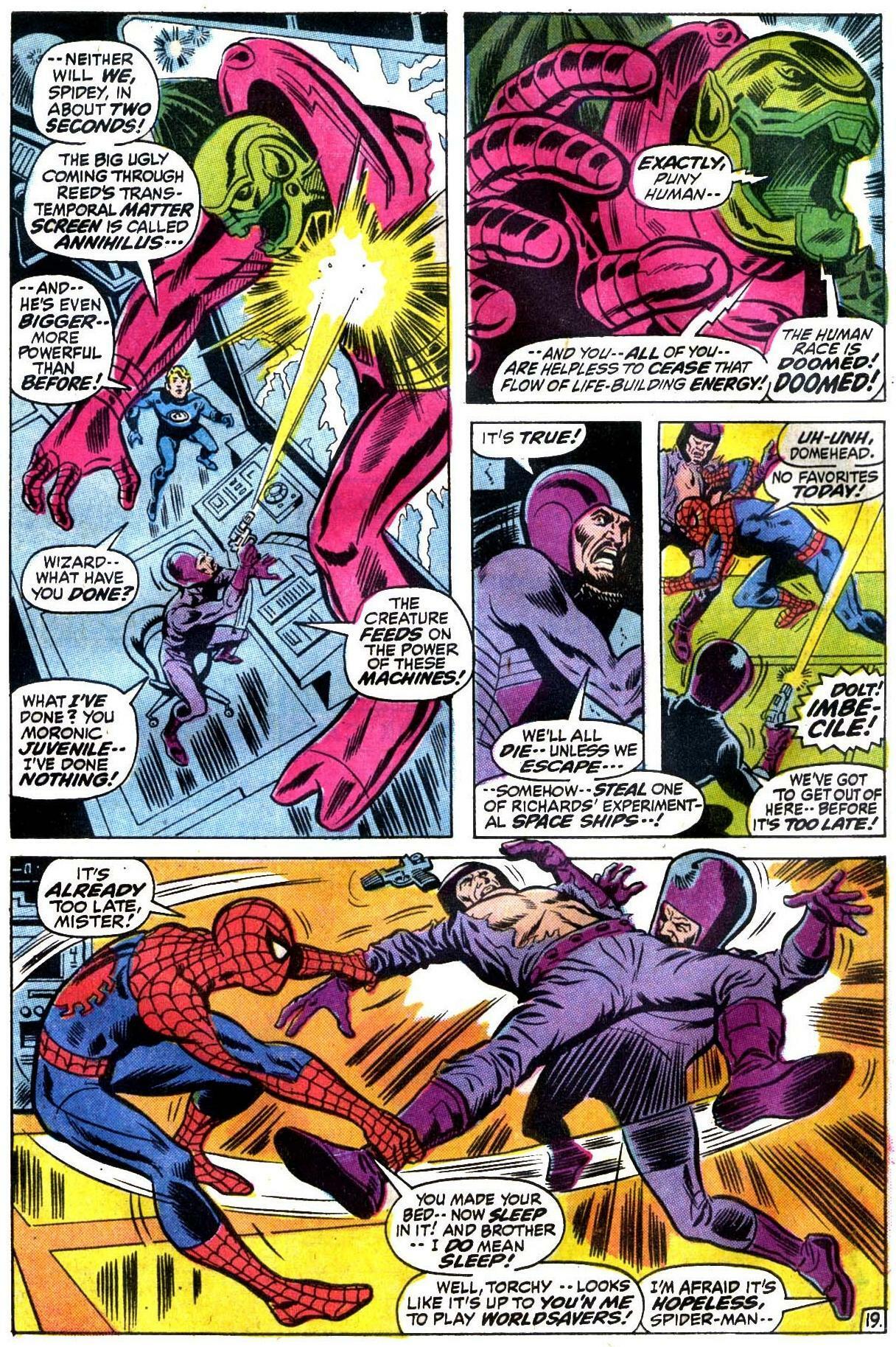Marvel Team-Up Vol. 1 #2