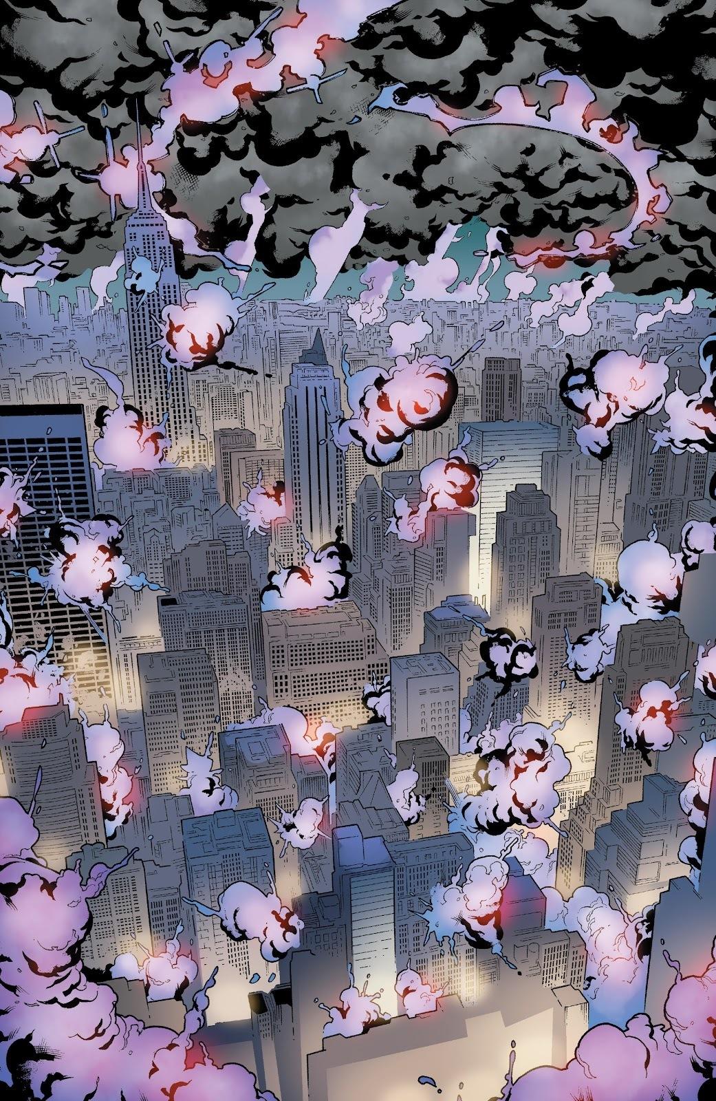 Destrution of the nano sentinels