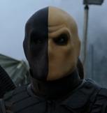 Deathstroke's original mask