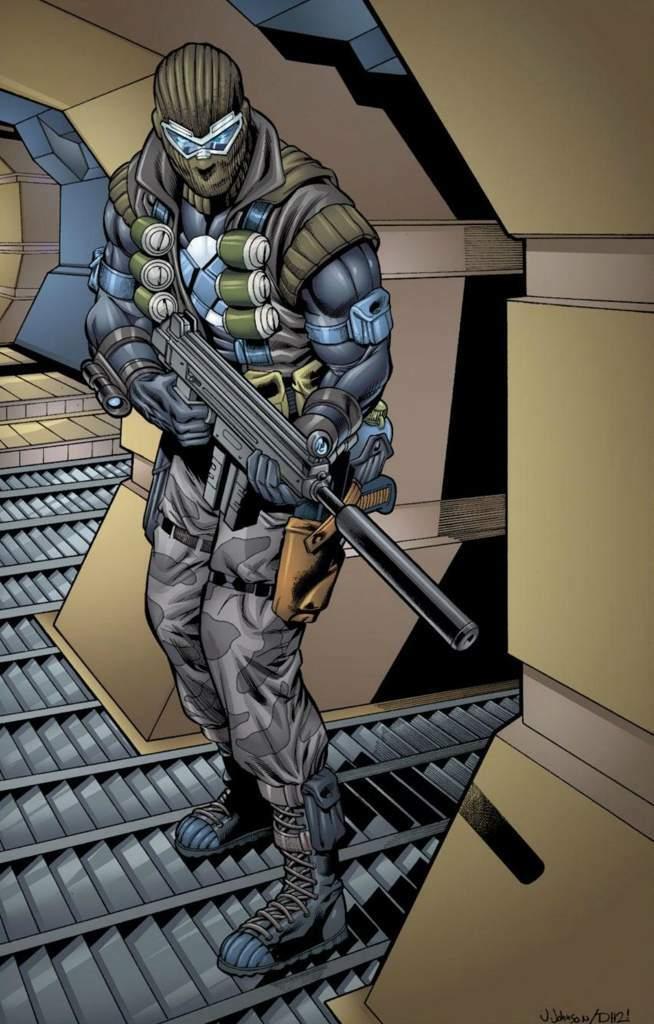 As Agent Zero