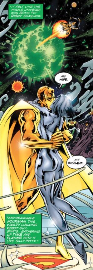 Bringing back Krypton