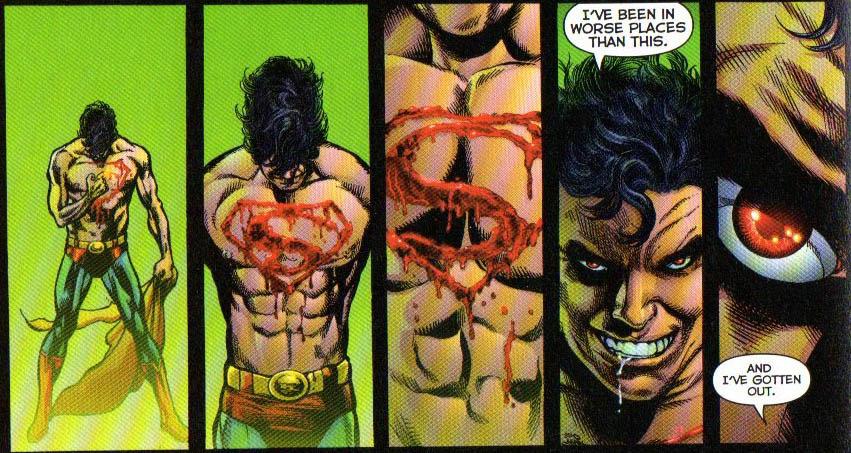 Superboy Prime w/ Solar Suit