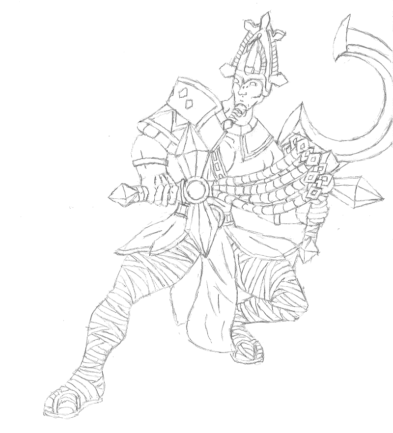 Osiris from Smite. I didn't have time to add value.
