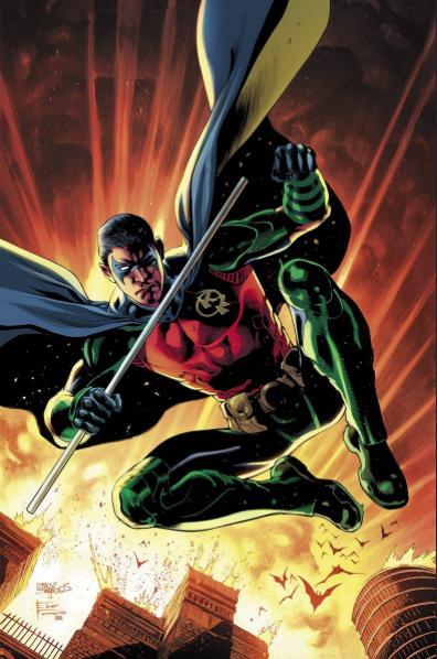 Tim Drake - Red Robin