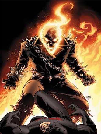 Ghost Rider vs. Daredevil