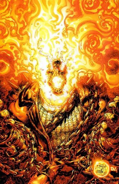 Control of Hellfire