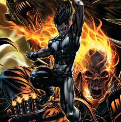 Warpath & Ghost Rider
