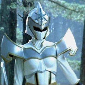 Udonna as the White Mystic Ranger