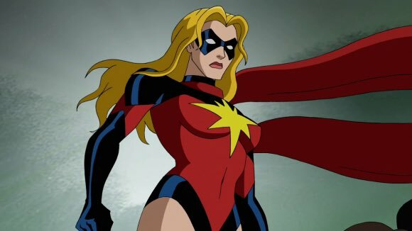 EMH Captain Marvel
