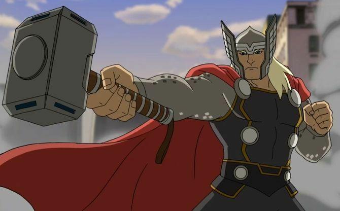 AA Thor