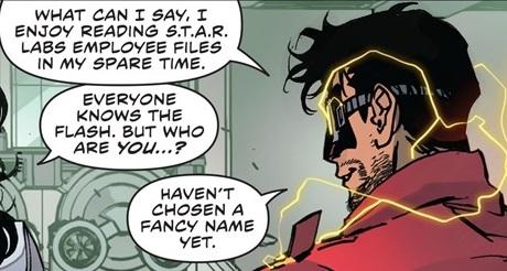 Flash's new main sidekick