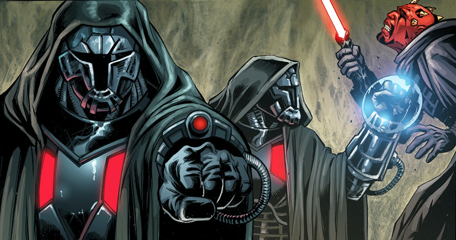 Two Sith Troopers.