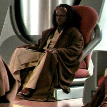 Kolar on the Jedi Council.
